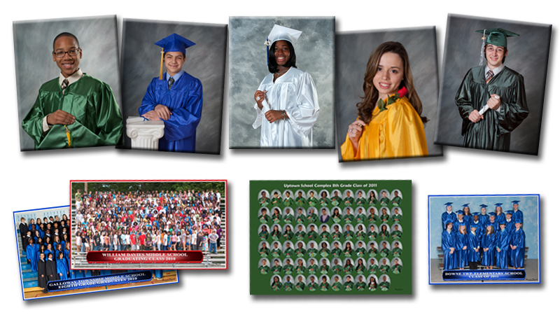 Bassetti Graduation Photos